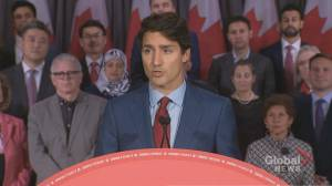 Federal Election 2019: Trudeau says Liberals will ban 'military-style assault rifles,' start buyback program