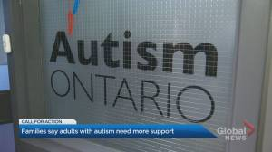 Ontario families fear for future of their young adults with autism