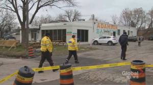 Etobicoke restaurant ordered closed after defying COVID-19 lockdown rules (02:58)