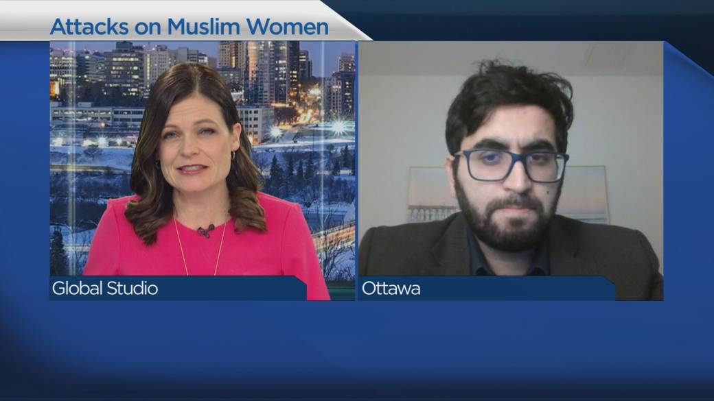 Click to play video: 'Attacks on Black Muslim women prompts people to speak out'