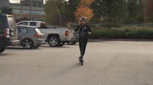 New rules for e-scooters in B.C.