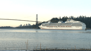 B.C. tourism industry concerned about proposed U.S. cruise ship law (01:54)