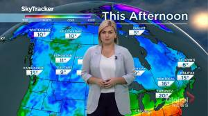 Saskatchewan weather outlook: seasonal temperatures move back in