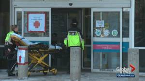 A look at stress faced by Alberta health-care workers amid coronavirus pandemic