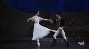 Alberta Ballet performing 'The Nutcracker' holiday classic