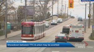 TTC union walks back telling staff not to disclose COVID-19 vaccination status to transit agency (03:00)
