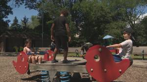 Coronavirus: Toronto's playgrounds and play structures reopen