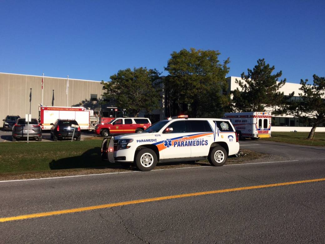 Epoxy exposure at Siemens facility in Peterborough sends 5 to hospital