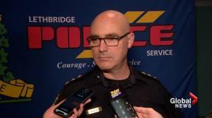 Police investigate bomb threat at Lethbridge College