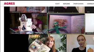 Agnes Etherington Art Centre holds virtual Art Hive (05:36)