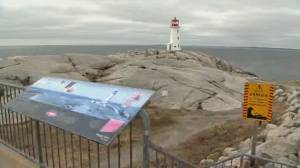Not everybody on board Peggy's Cove upgrades (01:51)