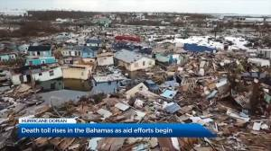 Hurricane Dorian: What's next for the Bahamas?