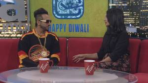 Canucks celebrate Diwali with bhangra superstar Jazzy B