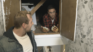 Open house: Home insulation