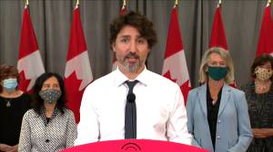 Coronavirus: Trudeau announces $59M investment to protect health and safety of migrant workers