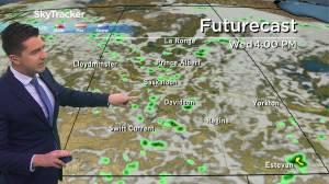 Warming trend continues: May 11 Saskatchewan weather outlook (02:38)