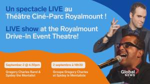 Community Events: Royalmount Drive-In Show (00:29)