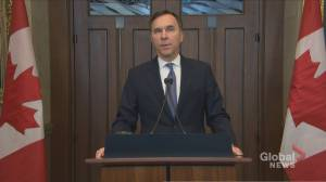 Economy is 'strong and growing' but with challenges: Morneau