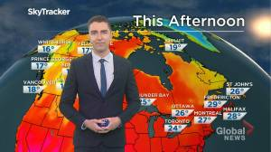 Saskatchewan weather outlook: July 13