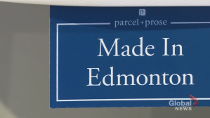 Crucial time to shop local in Edmonton during holidays (04:06)