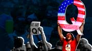 Play video: US election misinformation: What is QAnon and how much of a threat is it to democracy?