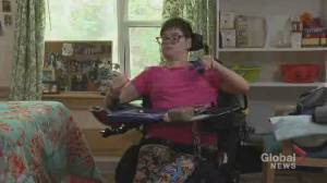 Disability organization says government hasn't done enough (01:30)