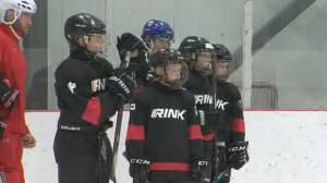 Player devlopment becoming key for young hockey players (03:53)