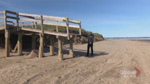 Damage from Dorian shuts down two N.B. provincial parks