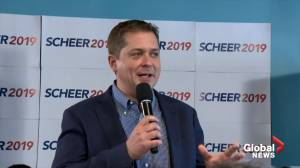 Scheer renews calls for Trudeau to waive Cabinet confidence