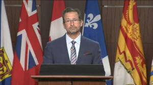 Budget 2021: Bloc leader says seniors 'completely left aside' in federal budget (01:25)