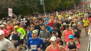 International runners descend on Toronto