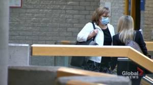 Quebec coroner's inquest reveals staff shortages at CHSLD Herron (01:43)