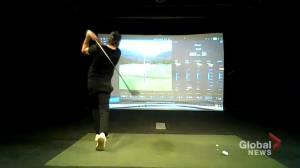 New Year's Resolution: Can Mike Arsenault hit a golf ball 300 yards? (03:16)