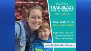 Make-A-Wish holding Trailblaze for Wishes fundraiser (05:55)