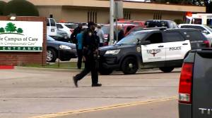 Police respond to reports of shooting at church in Fort Worth, Texas