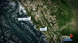 One person dead after avalanche near Lake Louise (00:37)