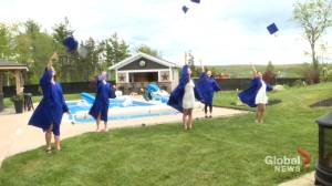 High schools finding new ways to celebrate grads