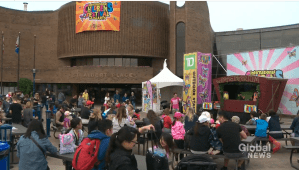 International Children's Festival of the Arts plans online program (04:24)