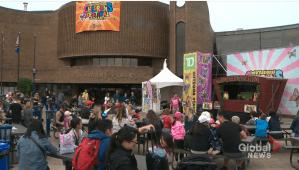 International Children's Festival of the Arts plans online program (04:24)