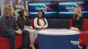 Big Brothers Big Sisters Global News Morning Weekend