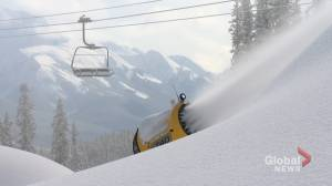 Early season snowfall a blessing for ski hills, Calgary businesses