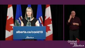 Alberta identifies 331 new cases of COVID-19, records 9 additional deaths from the disease (00:53)