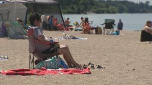 St. Catharines beaches off limits to non-Niagara residents