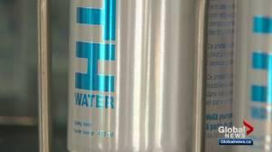 Edmonton social enterprise unveils new aluminum bottled water product