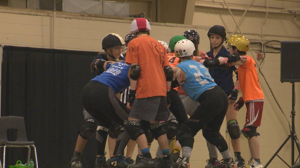 Lethbridge roller derby players skate to world cup and represent Canada
