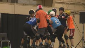 Lethbridge roller derby players skate to world cup to represent Canada