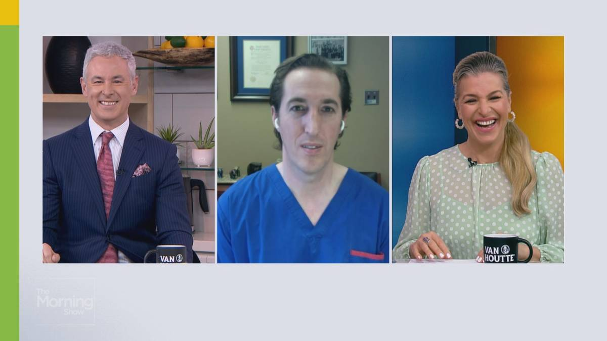Click to play video: 'Are vaccines enough to stop Canada's third wave? Dr. Bogoch weighs in'