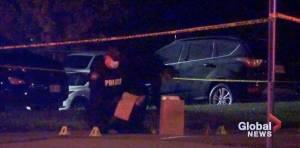 Gunshot wound victim found at Toronto hospital following shooting in Lindsay: police (01:22)