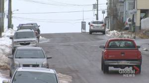 Saint John resident sounds off about on-street parking