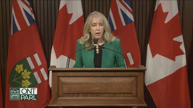 Click to play video: Major gaps in 'iron ring' Doug Ford promised for Ontario long-term care